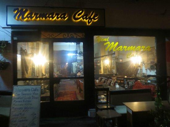 Cafe Marmara:                   Marmara Cafe
