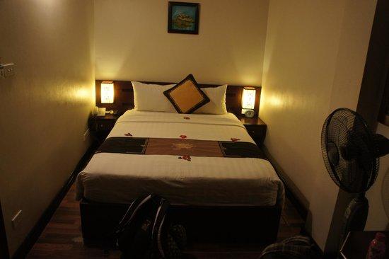 Hanoi Guest House:                   Room