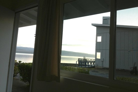 Tomales Bay Resort:                                     View from Driftwood Room 17
