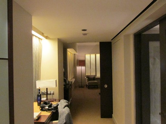 Hotel Arts Barcelona: large suite