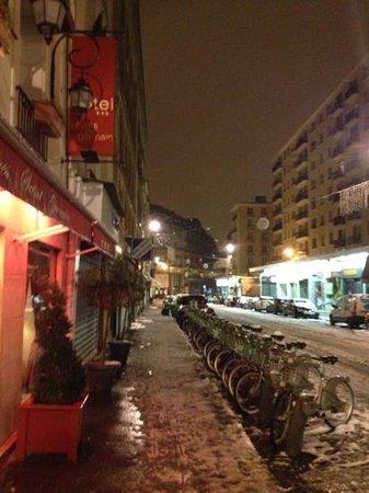 Sevres Saint Germain Hotel:                   esterno hotel