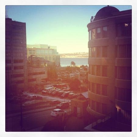 Four Points by Sheraton Halifax: view from my room