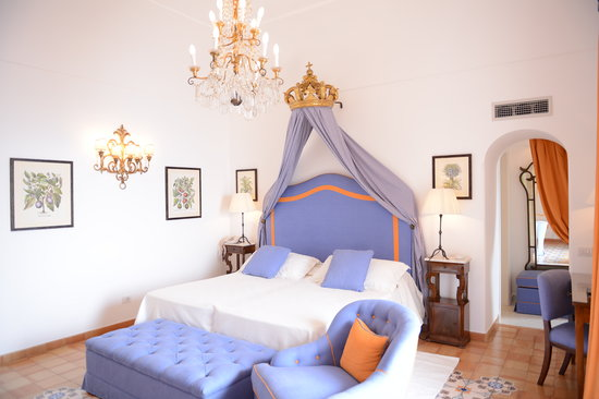 Hotel Buca di Bacco: De Luxe Room