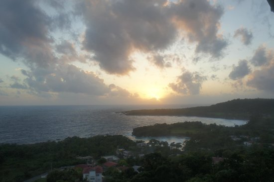 Caribbean Dawn:                   Sunrise