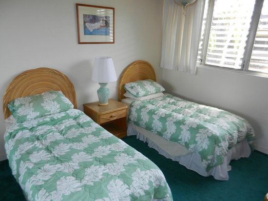 Polynesian Shores Condominium Resort:                   Unit #203 Downstairs bedroom