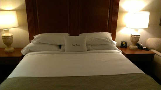 "DoubleTree Fallsview Resort & Spa by Hilton - Niagara Falls: ""Sweet Dreams"""