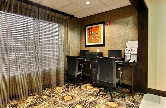 Holiday Inn Express Savannah S I-95 Richmond Hill : Business Center