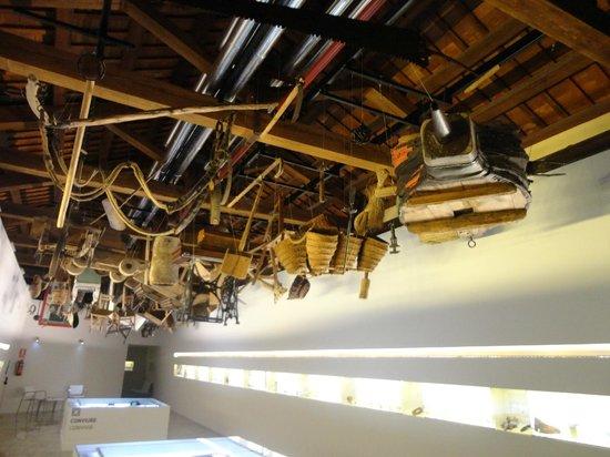 Un Trillo Colgado Del Techo Picture Of Museu Valencia D