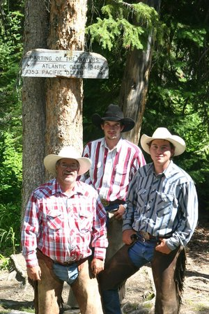Skyline Guest Ranch and Guide Service Image