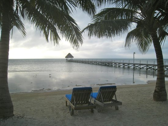 Pelican Reef Villas Resort:                   Pelican Reef Villas Beach and Pier
