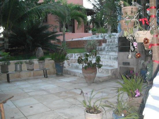 Kite Brazil Hotel:                   View from Breakfast!
