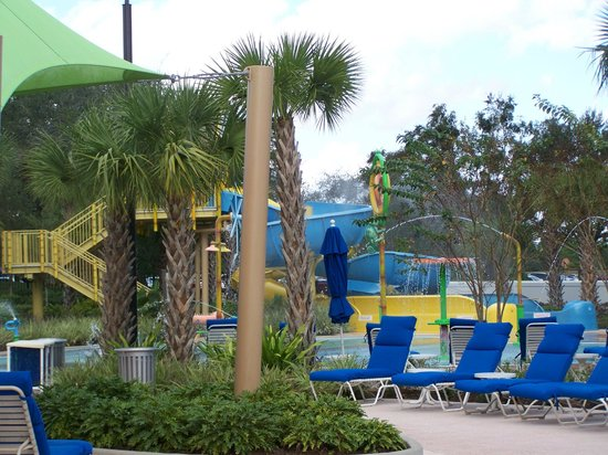 Renaissance Orlando at SeaWorld: more pool
