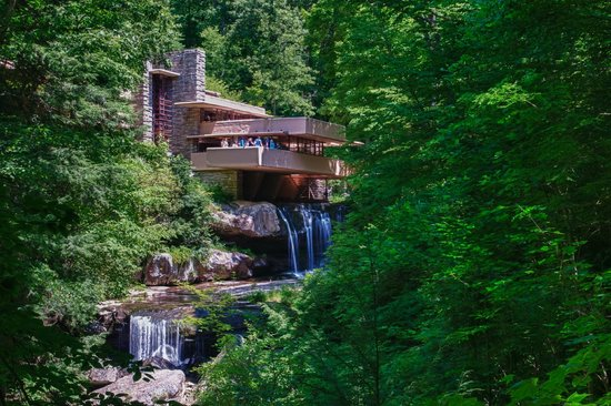 Fallingwater: The House and the Falls