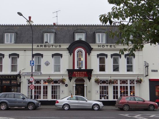 Front of Arbutus Hotel, Killarney, Ireland