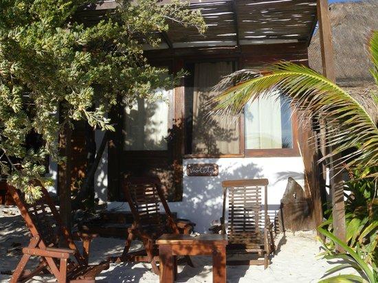 Casa Violeta: room Violeta