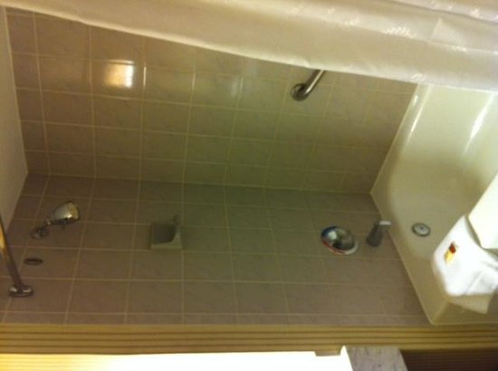 Sheraton Centre Toronto Hotel: Clean Fixtures, Tiles and Tub