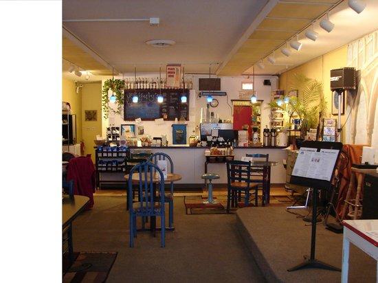 Mc Cafferty's A Coffee House :                   Warm atmosphere
