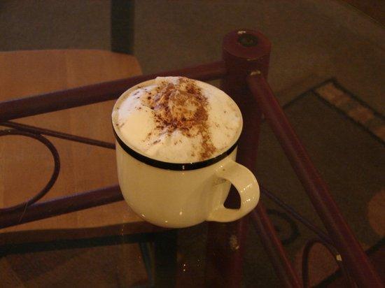 Mc Cafferty's A Coffee House :                   Good cappuccino