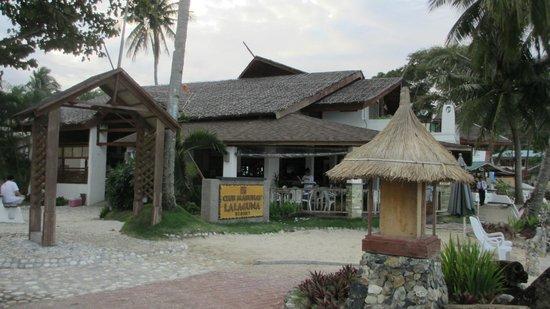 Club Mabuhay Lalaguna Resort: front