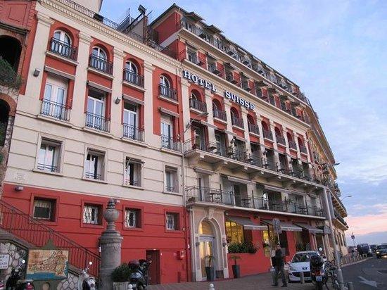 Hotel Suisse: Exterior