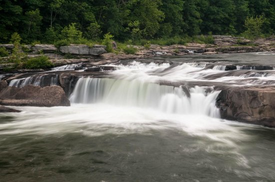 Ohiopyle State Park: Ohiopyle Falls