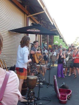 Queen Victoria Market:                   Entertainment