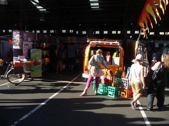 Queen Victoria Market:                   Shopping