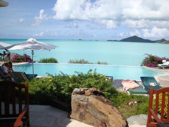 Cocobay Resort:                   Small Pool