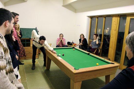 Litton, UK: The Games Barn