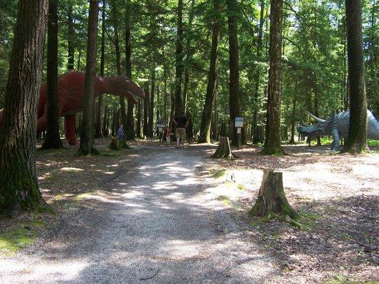 Dinosaur Gardens