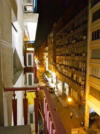 Soho Hotel :                   Menandrou Street