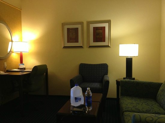 SpringHill Suites Savannah Airport: Work Area