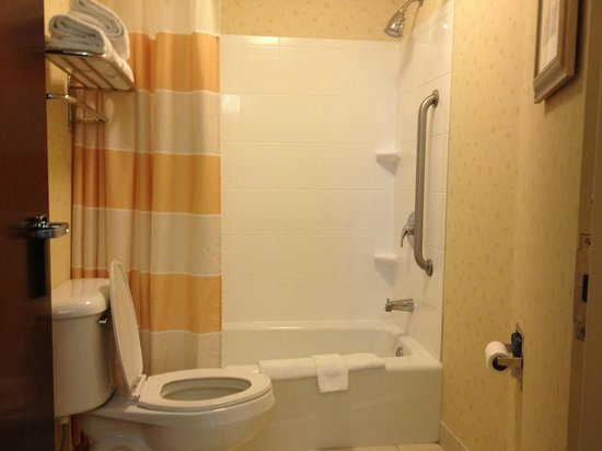 SpringHill Suites Savannah Airport: Bathroom