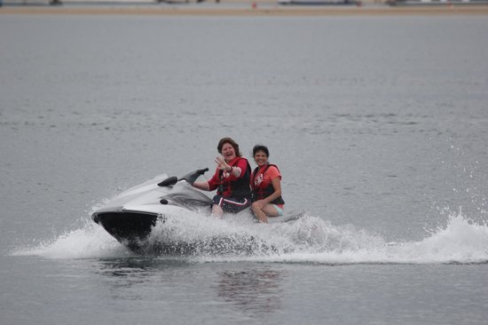 Gold Coast Watersports:                   How much fun is this?