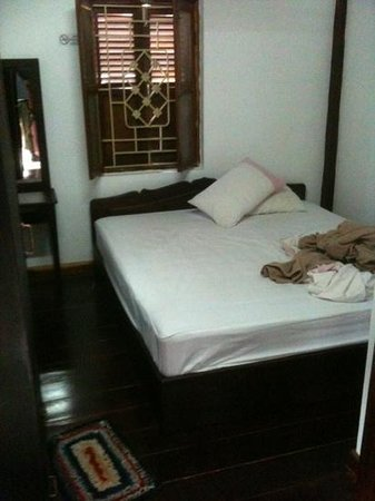 Wat That Guest House:                   chambre