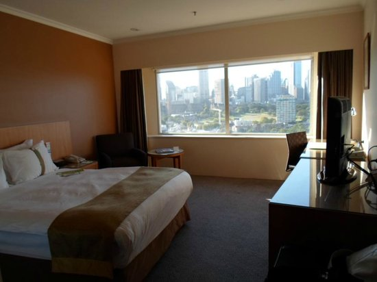 Holiday Inn Potts Point - Sydney:                   King Room