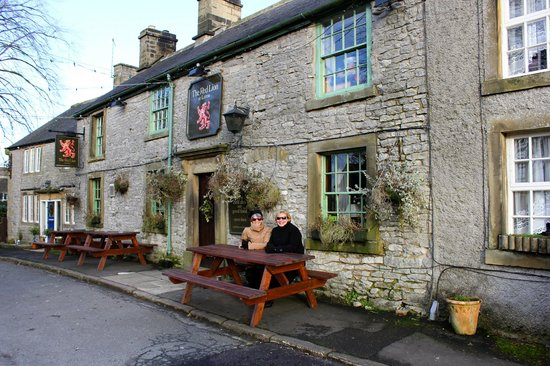 Red Lion at Litton: The Red Lion