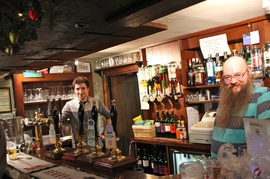 Red Lion at Litton: Friendly Staff