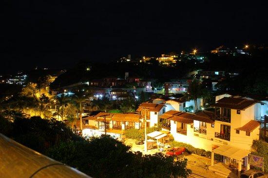 Rio Buzios Beach Hotel: Vista desde el balcón