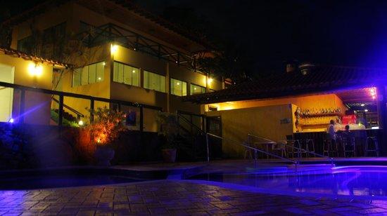 Rio Buzios Beach Hotel: Sector de la pileta