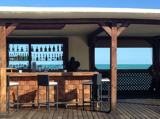 Essque Zalu Zanzibar:                   Ocean bar