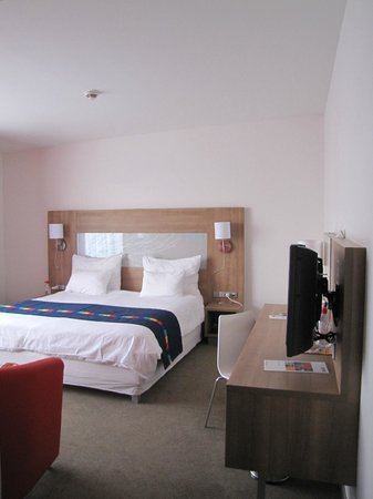 Park Inn Hotel Prague: executive room