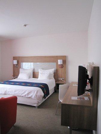 Park Inn Hotel Prague : executive room