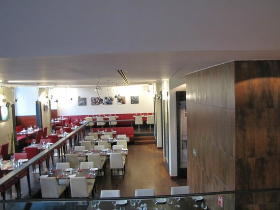 Park Inn Hotel Prague: restaurant