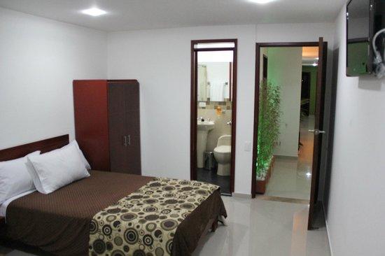 Casa Hotel Del Parque