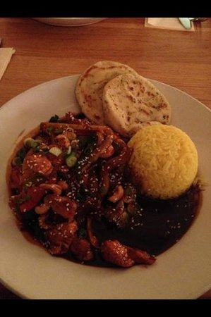 Cafe Conor: chicken stirfry