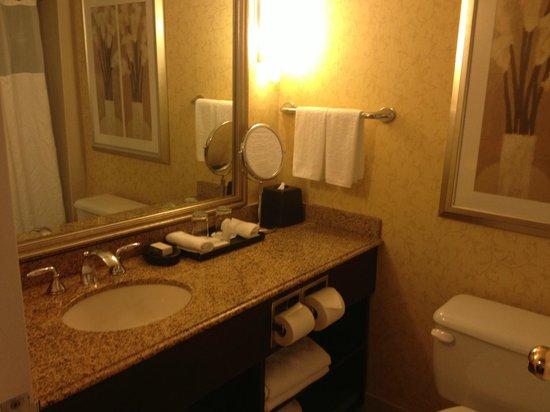 Prince George Hotel:                   Room 213