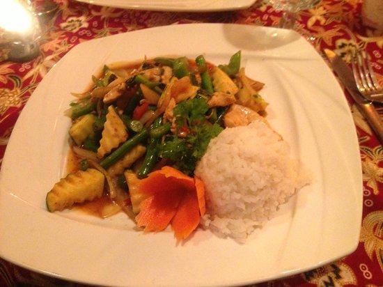 Thai Restaurant Conshohocken Menu