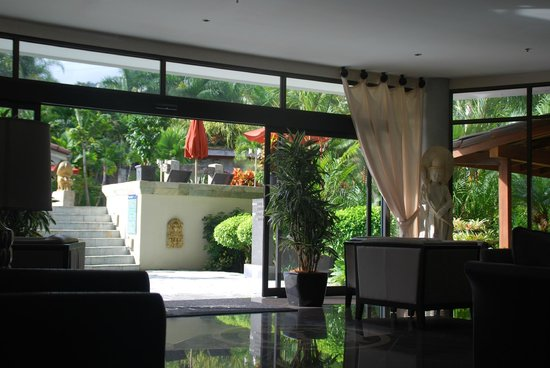 The Royal Corin Thermal Water Spa & Resort:                   Lobby