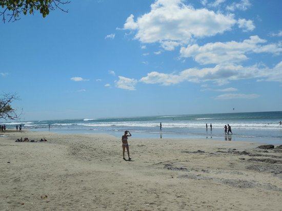 Playa Avellana:                   Avallanes Beach, Costa Rica